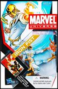 Marvel Universe (Series 4) Iron Fist (White Costume)