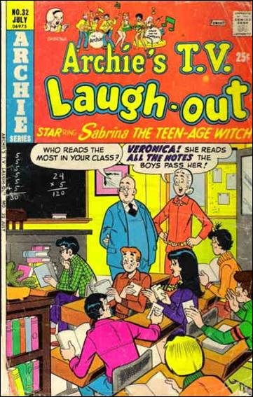 Archie's TV Laugh-Out 32-A by Archie