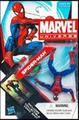 Marvel Universe (Series 4) Spider-Man (Peter Parker)