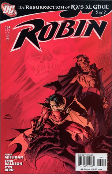 Robin (1993) 169-B by DC