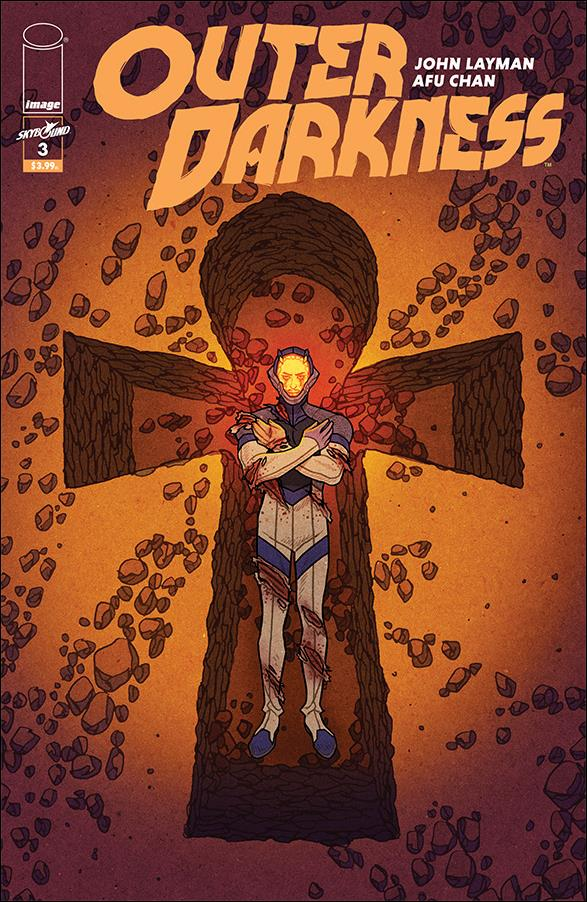 Outer Darkness 3-A by Skybound Entertainment