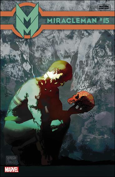 Miracleman (2014) 15-F by Marvel