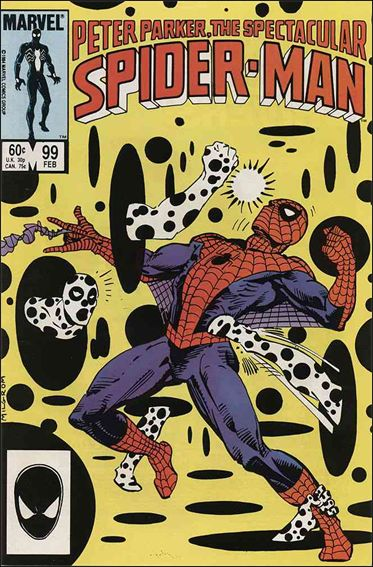 Spectacular Spider-Man (1976) 99-A by Marvel