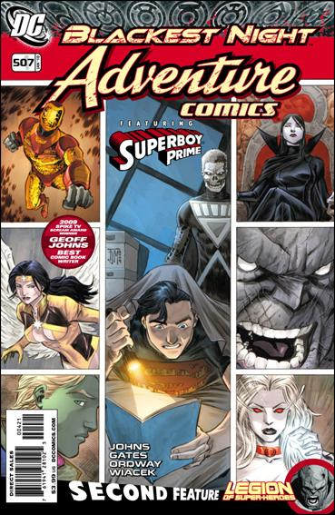 Adventure Comics (2009) '507'-B by DC