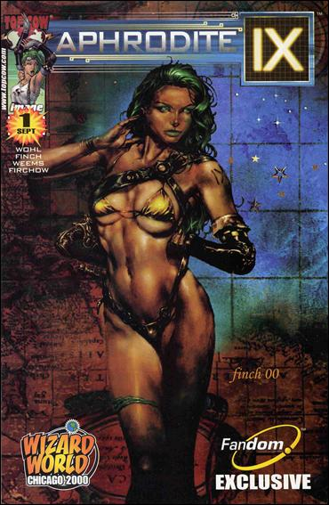 Aphrodite IX (2000) 1-G by Top Cow