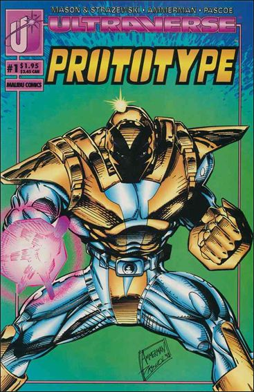Prototype (1993) 1-A by Malibu