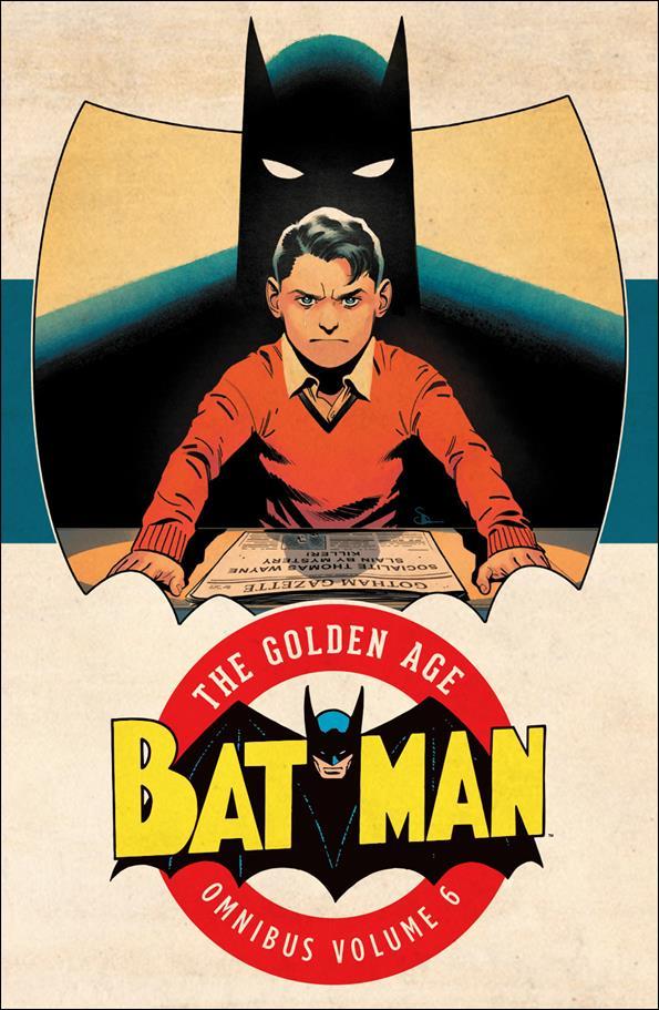 Batman: The Golden Age Omnibus 6-A by DC