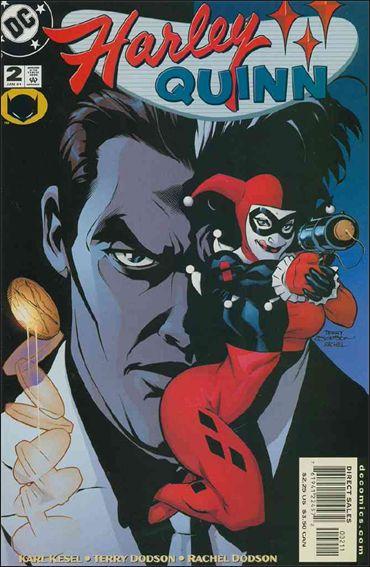 Harley Quinn (2000) 2-A by DC