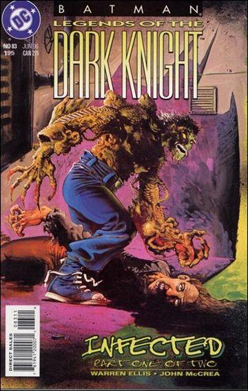 Batman: Legends of the Dark Knight 83-A by DC