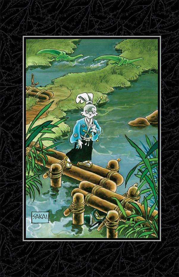 Usagi Yojimbo Saga 6-A
