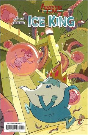 Adventure Time: Ice King 5-A