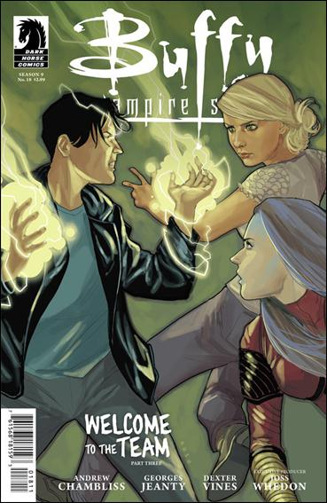 Buffy the Vampire Slayer Season 9 18-A by Dark Horse