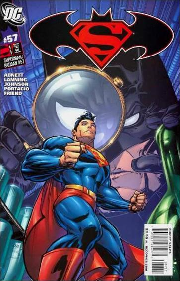 Superman/Batman 57-A by DC