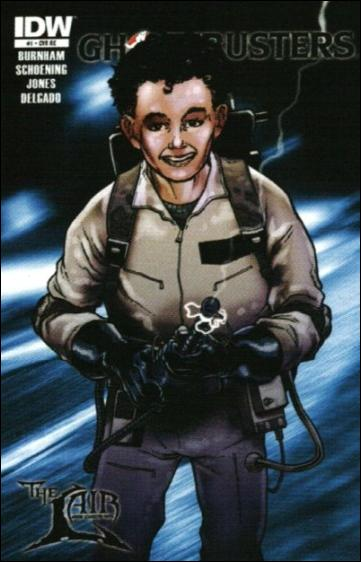 Ghostbusters (2011) 1-J by IDW