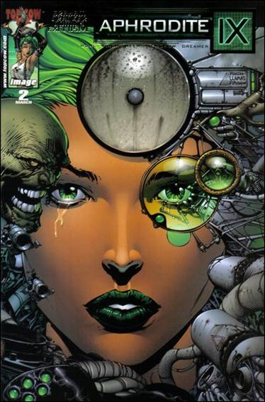 Aphrodite IX (2000) 2-B by Top Cow