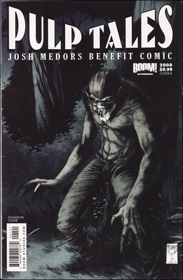 Pulp Tales: Josh Medors Benefit Comic nn-B by Boom! Studios
