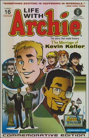 Life with Archie (2010) 16-B