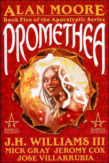 Promethea 5-A by America's Best Comics