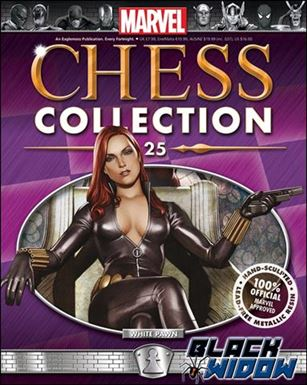 Marvel Chess Collection (UK) 25-A