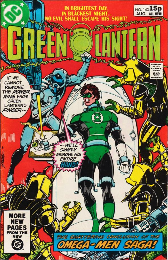 Green Lantern (1960) 143-B by DC