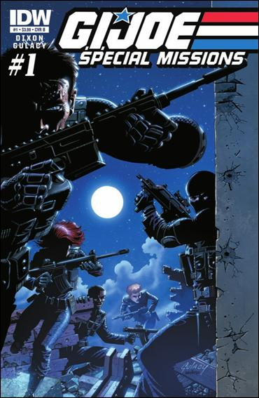 G.I. Joe: Special Missions (2013) 1-B by IDW