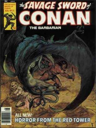 Savage Sword of Conan (1974) 21-A