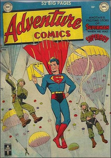 Adventure Comics (1938) 150-A by DC