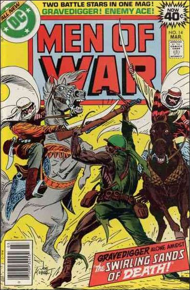Men of War (1977) 14-A by DC