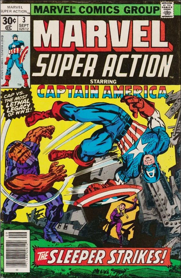 Marvel Super Action (1977) 3-A by Marvel
