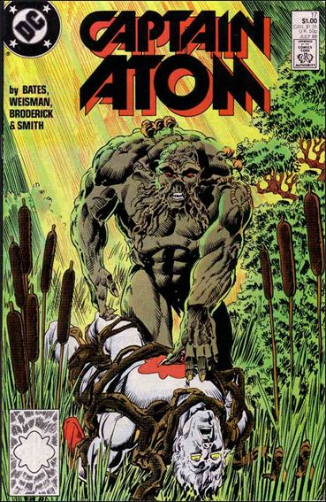 Captain Atom (1987) 17-A by DC
