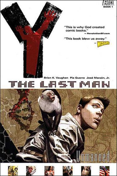 Y: The Last Man 1-I by Vertigo
