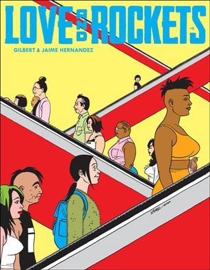 Love and Rockets (2016) 9-A