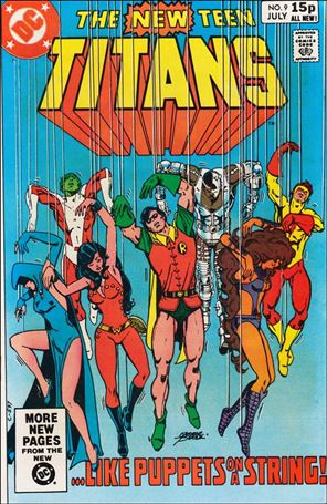 New Teen Titans (1980) 9-B