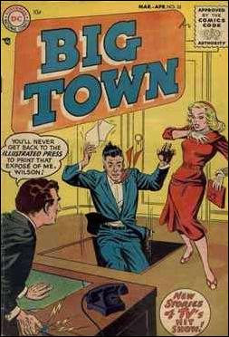 Big Town 32-A by DC