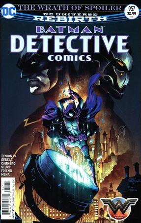 Detective Comics (1937) 957-A