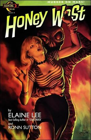 Honey West (2010) 5-A