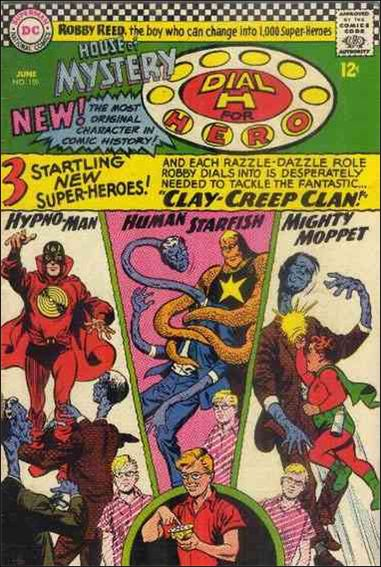 House of Mystery (1951) 159-A by DC
