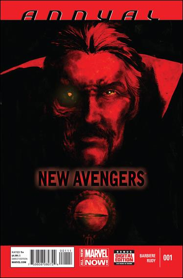 New Avengers Annual (2014) 1-A by Marvel