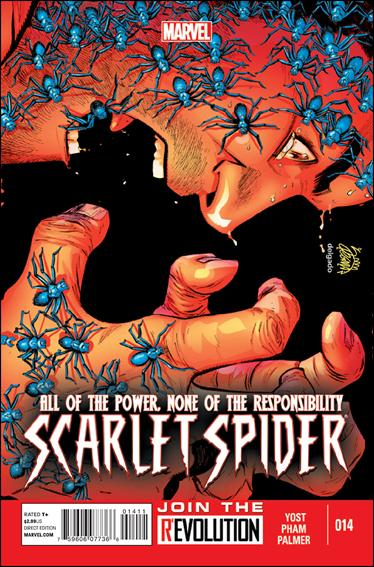 Scarlet Spider (2012) 14-A by Marvel