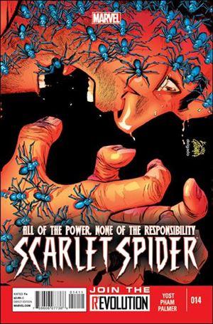 Scarlet Spider (2012) 14-A