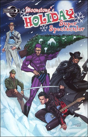Moonstone's Holiday Super Spectacular 1-A by Moonstone