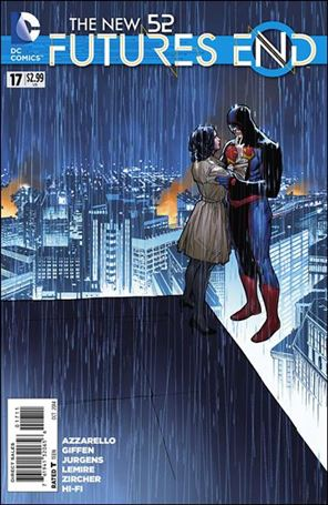 New 52: Futures End  17-A