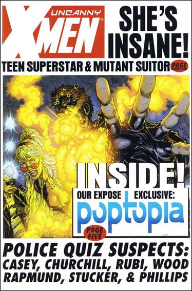 Uncanny X-Men: Poptopia 1-A by Marvel