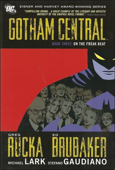 Gotham Central 3-A by DC