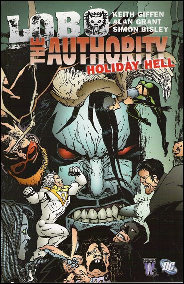 Lobo/Authority: Holiday Hell nn-A by WildStorm