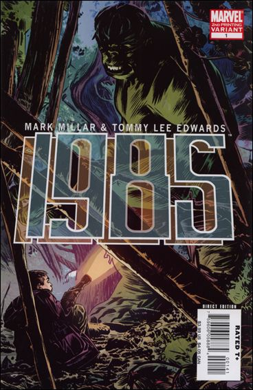 Marvel 1985 1-D by Marvel