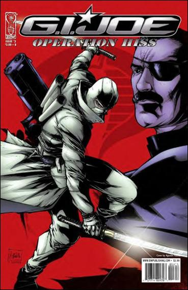 G.I. Joe: Operation HISS 3-B by IDW