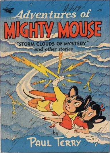 Adventures of Mighty Mouse (1952) 3-A by St. John