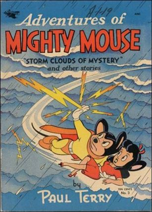 Adventures of Mighty Mouse (1952) 3-A