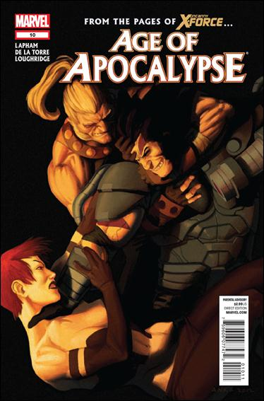 Age of Apocalypse (2012) 10-A by Marvel